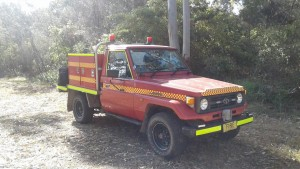 Fire Support Vehicle 2017
