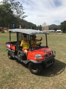 LP17GV Lifeguards Buggy