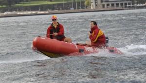 Kayak 4 Kids Event – Sydney Harbour Water Safety